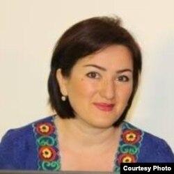 Манижа Аҳмадова