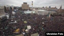 Мітинг на майдані Незалежності в Києві, 8 грудня 2013 року
