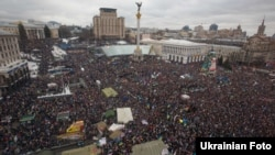 Киевдеги митинг, 8-декабрь, 2013.