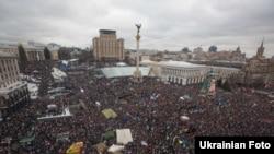 «Марш мільйонів» – друге Народне віче. 8 грудня 2013 року