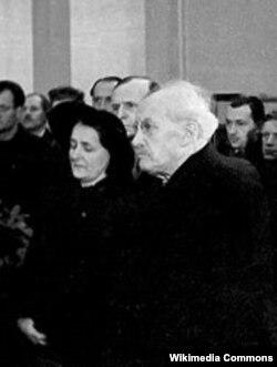 Zdenĕk Nejedlý în 1945