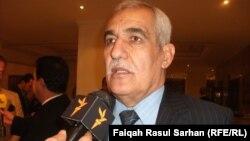 رئيس الإتحاد العراقي لكرة القدم ناجح حمود