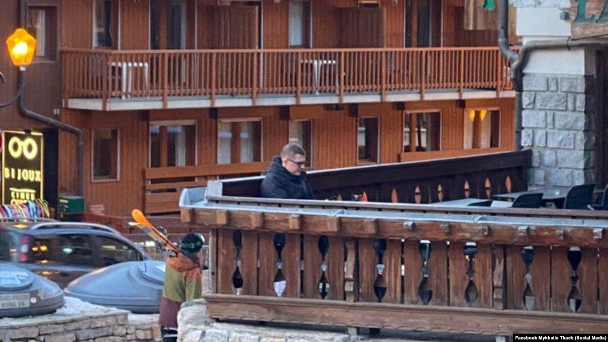 Главу СБУ Баканова заметили на отдыхе во французском Мерибеле – «Схемы»