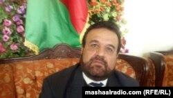 د ننګرهار مستوفي ډاکټر محمد عالم اسحاقزی