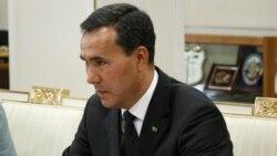 Ýaýlym Berdiýew Türkmenistanyň milli howpsuzlyk ministri wezipesinden boşadyldy