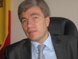 Moldovan Deputy Prime Minister Eugen Carpov