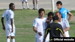 Games between Tajik soccer teams Istiqlol Dushanbe and Ravshan Kulob have often been bad-tempered affairs.