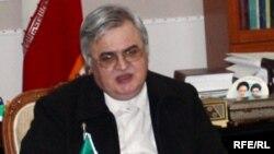Прежний посол Ирана в Таджикистане Алиасгари Шеърдуст