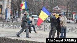Manifestări de Ziua Unirii la Chişinău