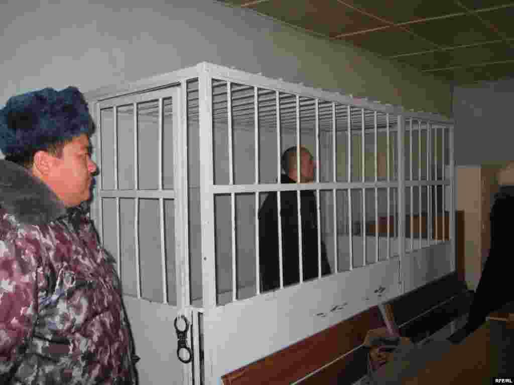 Суд по делу Саипова, 2010