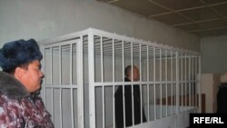 Абдурафит Расулов за решеткой, 2010