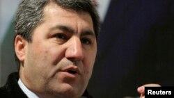 Лидер запрещенной в Таджикистане Партии исламского возрождения Таджикистане (ПИВТ) Мухиддин Кабири.