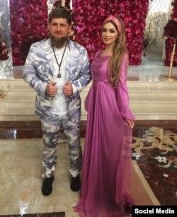 """Экс-участница """"Дома-2"""" Евгения Феофилактова посчитала Кадырова самым мужественным и мудрым мужчиной в мире"""