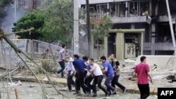 Взрыв у полицейского управления в Мидьяте, 8 июня 2016 года