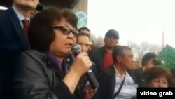 There have been protests against land privatization in various parts of Kazakhstan since April 24 amid rumors of corrupt scams and nontransparent sales.