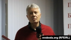 Алег Манаеў