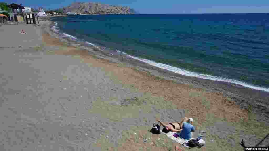 Mayısnıñ ortasında bütün Suvdağ dört köznen kelecek turistlerni bekley