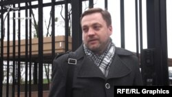 Эксперт Украинского института будущего Денис Монастырский
