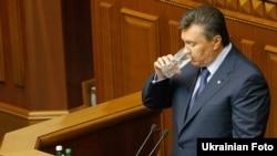 Ish-presidenti i Ukrainës, Viktor Yanukovych