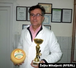 Smail Žilić: moram reći da osim 'Kupreškog sira' , ništa manje kvalitetni nisu bili ni ostali sirevi iz BiH.