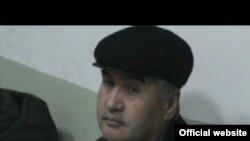 """Rossiyada hibsga olingan """"odam savdogari"""" Abdushukur Umurzoqov."""