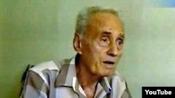 Александру Вішинеску, відеокадр