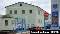 Тюрьма в Атырау. Иллюстративное фото.