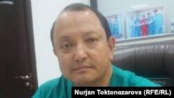 Сабырбек Жумабеков.