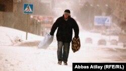 Баку, 8 февраля 2012
