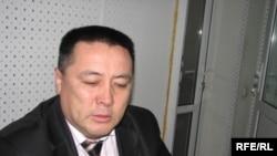 Улукбек Ормонов.