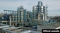 Түбән Камадагы нефть эшкәртү корылмасы