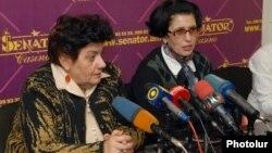 Կարինե Դանիելյան, Սիլվա Ադամյան
