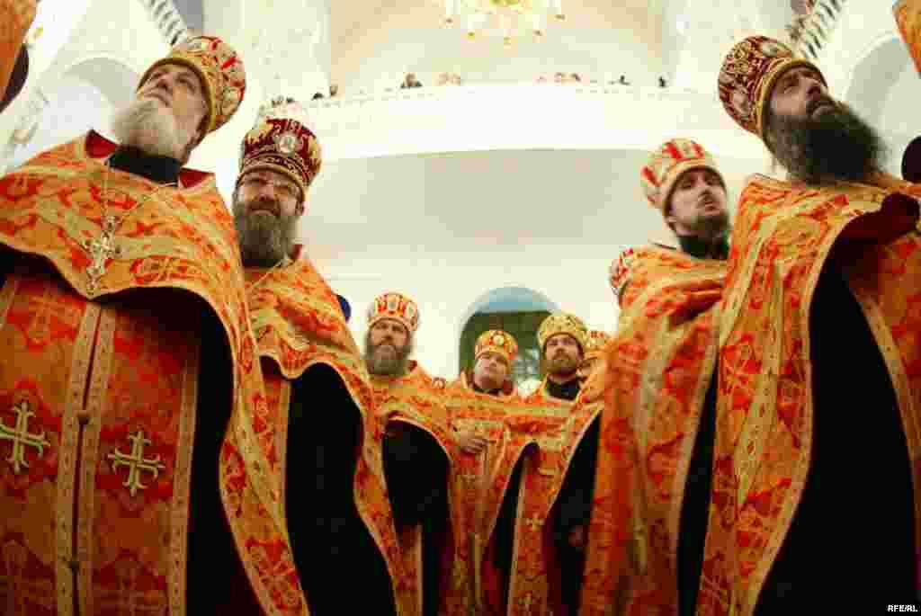 Russian Patriarch Kirill In Ukraine #24