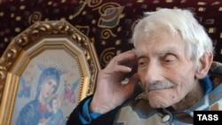 Qriqori Nestor 116 yaşını qeyd edir, 15 mart 2007