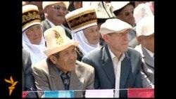 Атамбаев о событиях в Джеты-Огузе и Джалал-Абаде