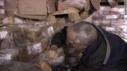 Как уничтожают продукты в Самаре