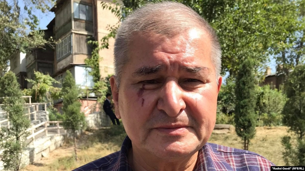 МВД Таджикистана: «Никакого нападения на Рахматилло Зойирова не было»