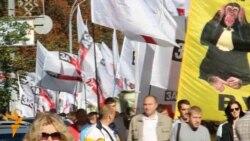 Марш прихильників Тимошенко у Києві