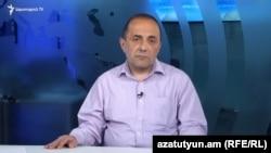 Политический комментатор Рубен Меграбян