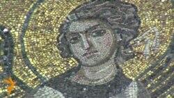 США підтримали реставрацію мозаїк Михайлівського Золотоверхого собору
