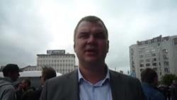 Міністар моладзі і спорту Ўкраіны Дзьмітры Булатаў