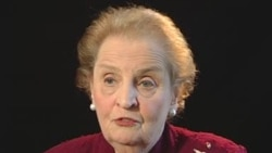 Madeleine Albright On Kosovo part 2