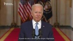 Joe Biden: Este sfârșitul unei ere