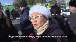 Отунбаева о Текебаеве: Он думает о путях, которые всех нас выведут вперед