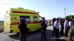 Во время обыска крымчанину Эмирамзаеву стало плохо, вызвали врачей (видео)