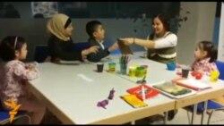 Видео: Дети кыргызстанцев учат кыргызский язык в Австрии