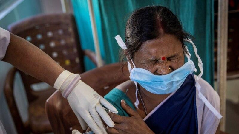 Indija počela vakcinaciju protiv virusa, što je najmasovniji program na svijetu