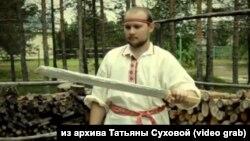 """Главный герой """"предвыборной сказки"""" - Добрыня"""