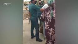 В Ташкенте во время выплаты материальной помощи нуждающимся произошел конфликт