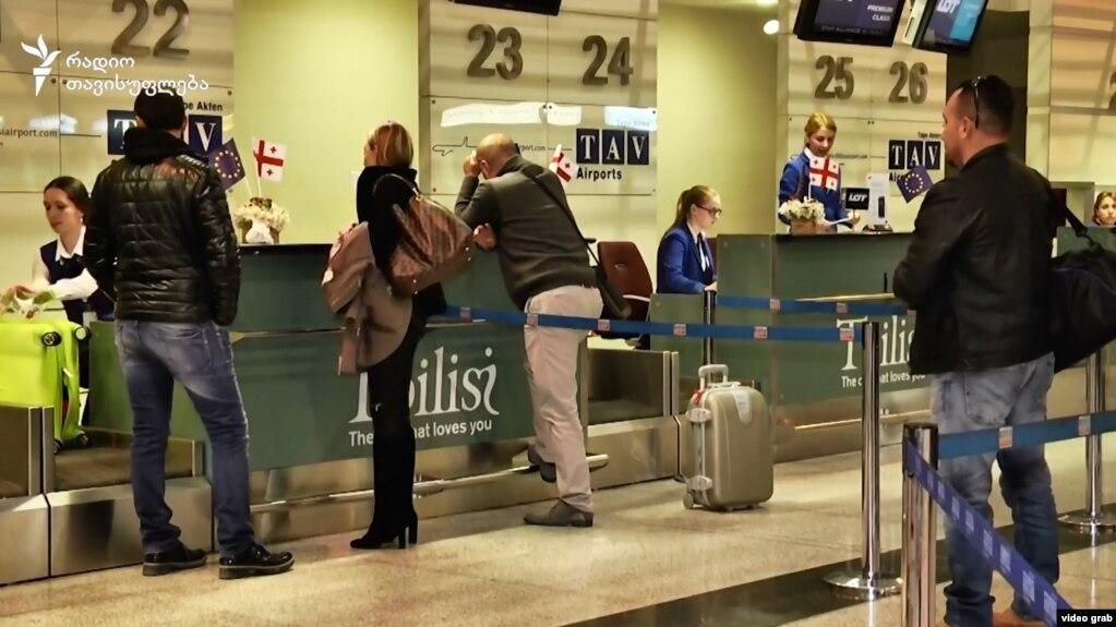 «اعتراض شدید» وزارت خارجه در پی بازرسی بدنی مسافران ایرانی در تفلیس